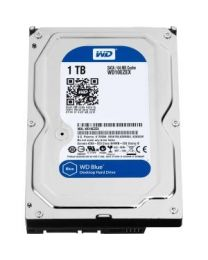 WD Blue 1 TB 3.5-inch SATA 6 Gb/s 7200 RPM PC Hard Drive - 7200rpm - 64 MB Buffer 7200RPM 3.5IN 6GB/S