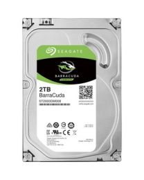 "Seagate BarraCuda ST2000DM008 2 TB Hard Drive - 3.5"" Internal - SATA (SATA/600) - 7200rpm - 256 MB Buffer"