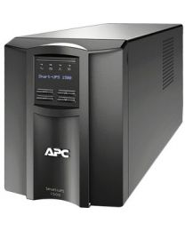 APC by Schneider Electric Smart-UPS 1500VA LCD 120V with SmartConnect - Tower - 3 Hour Recharge