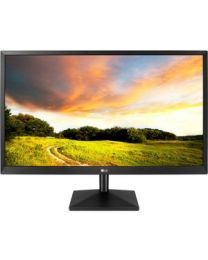 "LG 20MK400H-B 19.5"" WXGA Gaming LCD Monitor - 16:9 - Matte Black - 1366 x 768 - 16.7 Million Colors - Adaptive Sync - 200 cd/m² Typical, 160 cd/m² Minimum - 5 ms GTG - HDMI - VGA"