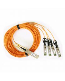 2M 40GBASE ACTIVE OPTICAL CABLE