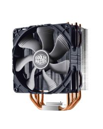 CoolerMaster Fan HYPER 212X CPU COOLER FOR INTEL AMD ALUMINUM HEATPIPE DUAL FAN