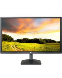 "LG 24BK400H-B 24"" Full HD LCD Monitor - 16:9 - Black - 1920 x 1080 - FreeSync - HDMI - VGA"
