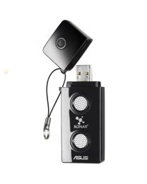 Asus Sound Card XONAR_U3/UAD/B/A Xonar U3 Notebook into a Personal Hi-Fi Center Retail
