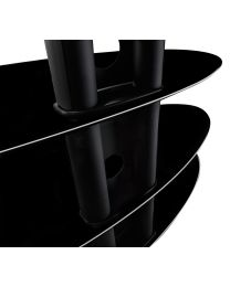 CPA COLUMN BLACK 60IN