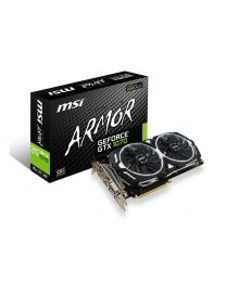 MSI Video Card GTX 1070 TI AERO 8G G1070TAE8 8GB GDDR5 GTX 1070 Ti DisplayPort/HDMI/DL-DVI-D ATX Retail