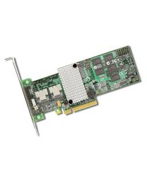 LSI Logic Controller Card L5-25121-30 MegaRAID SAS 9260-4i 4Port 512MB 6Gb/s Single Retail