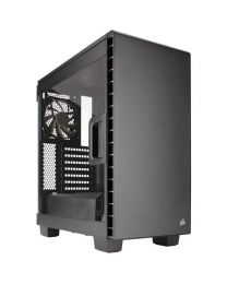 Antec Case VSK3000 Elite Micro-ATX/Mini-ITX 2xUSB 3.0 Audio In/Out Black Brown Box