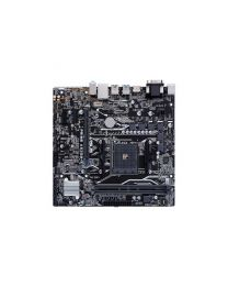 Asus Motherboard PRIME A320M-K AMD Ryzen AM4 A320 32GB DDR4 3200MHz 32Gb/s M.2 HDMI SATA 6Gb/s HDMI/DVI USB3.0 uATX with LED lighting Retail