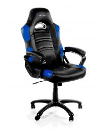 Arozzi Furniture ENZO-BL Gaming Chair Ergonomic Design ENZO Blue