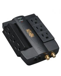 6OUT PROTECT IT! SURGE SWIVEL DIRECT PLUG 1200JOULES
