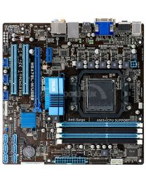 Asus Motherboard M5A78L-M PLUS/USB3 AM3+ 760G/SB710 DDR3 PCI Express SATA HDMI mATX Retail