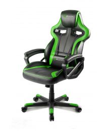 Arozzi Furniture MILANO-GN Gaming Chair Green Retail