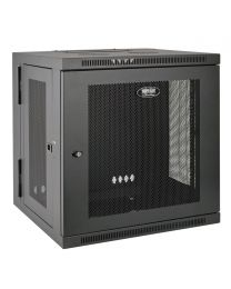 8U/12U/22U 2POST OPEN FRAME RACK CABINET EXPANDABLE 11.5 DEPTH