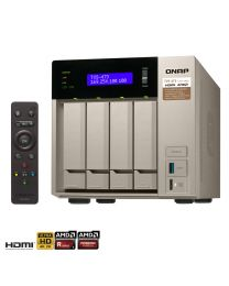 QNAP 4bay  NAS TS-431P-US ARM Cortex A15 Dual Core 1GB DDR3 SATA USB3.0 HDD Hot-Swap (Diskless)