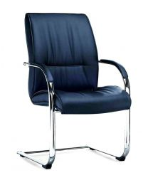 ADVANCED GAMING CHAIR BLUE ERGONOMIC SOFT PLEATHER ADJ ARM&HGT