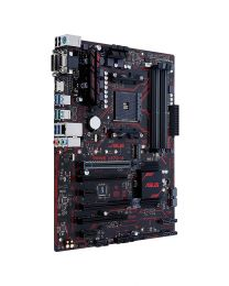 ASUS Motherboard Prime X370-A AMD Ryzen AM4 X370 DDR4 PCI Express USB ATX Retail