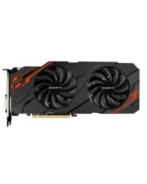 Gigabyte Video Card GV-N1070WF2OC-8GD REV2.0 GeForce GTX 1070 WINDFORCE 8GB DDR5 256Bit Retail