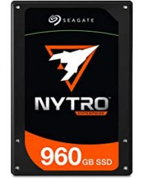 "Seagate Nytro 1000 XA960ME10063 960 GB 2.5"" Internal Solid State Drive - SATA - 560 MB/S Maximum Read Transfer Rate - 535 MB/S Maximum Write Transfer Rate"