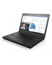 Lenovo Notebook 20FN002SUS ThinkPad T460 14 inch Core i5-6200U 2.3GHz 4GB 500GB Windows 10 Downgrade Windows 7 Professional 64B