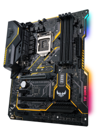 ASUS Motherboard TUF Z370 Plus Gaming LGA1151 DDR4 HDMI/DVI M.2 Z370 ATX Retail