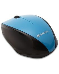 WL MULTI-TRAC NOTEBOOK BLUE LED MOUSE BLACK